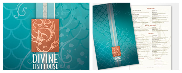 Myrtle beach custom printing flyer brochure menu